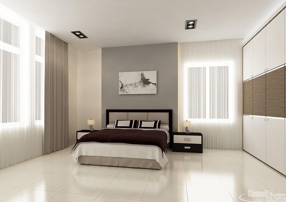 Khmer Interior Bedroom BR-K044 in Cambodia