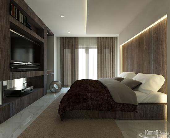 Khmer Interior Bedroom BR-K046 in Cambodia
