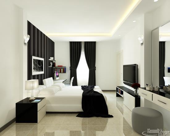 Khmer Interior Bedroom BR-K047 in Cambodia