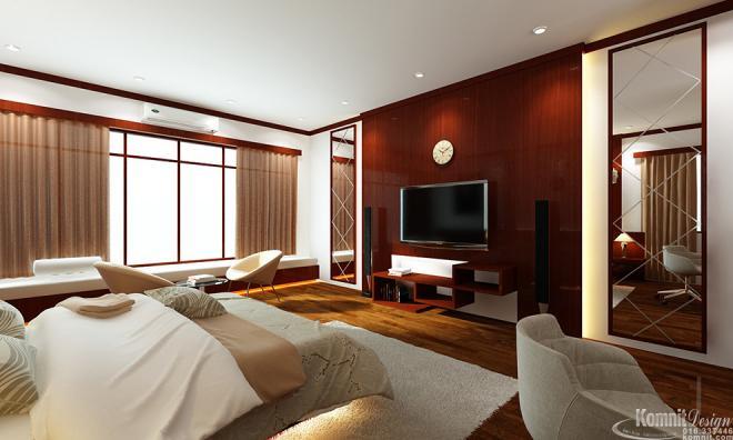 Khmer Interior Bedroom Bedroom-IP12 in Cambodia