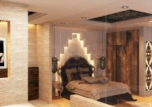 Khmer Interior Bedroom Bedroom-IP51 in Cambodia