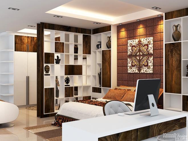 Khmer Interior Bedroom Bedroom-IP52 in Cambodia