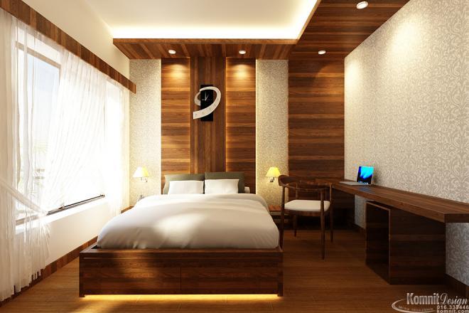 Khmer Interior Bedroom Bedroom-IP55 in Cambodia