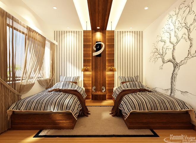 Khmer Interior Bedroom Bedroom-IP57 in Cambodia