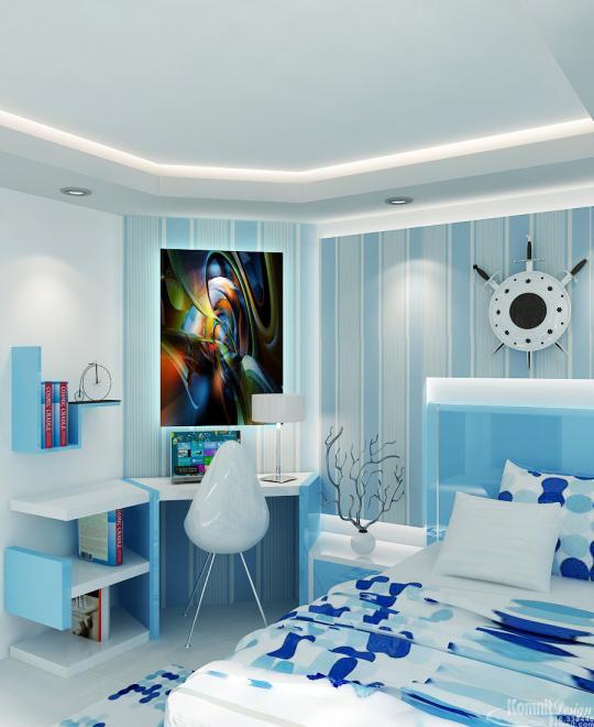 Khmer Interior Bedroom Bedroom-IP59 in Cambodia