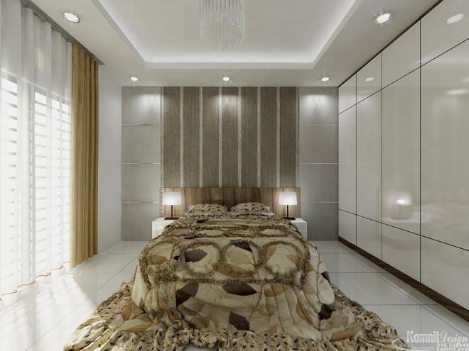 Khmer Interior Bedroom Bedroom-IP62 in Cambodia