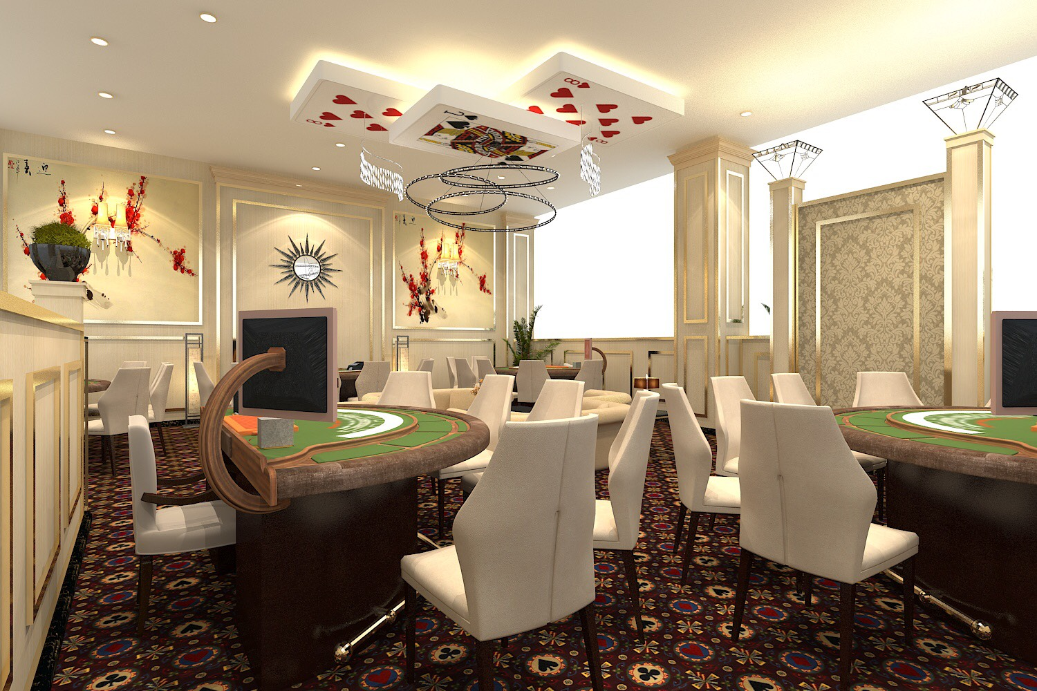 Khmer Interior Casino Casino-IP1 in Cambodia