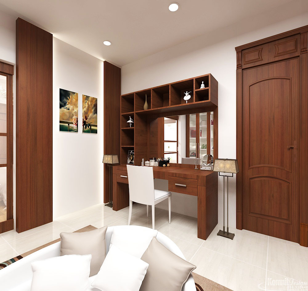 Khmer Interior Home Office Home Office-IP9 in Cambodia