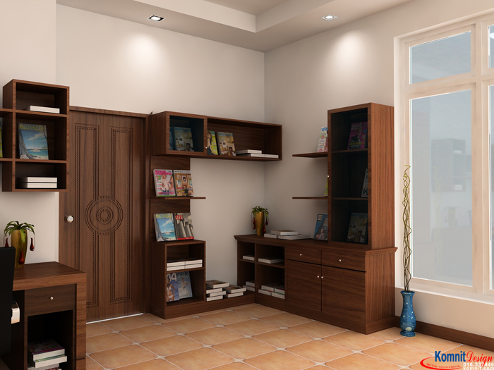 Khmer Interior Home Office WR-K001 in Cambodia