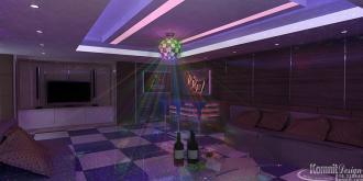 Interior Karaoke