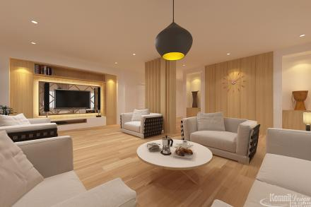 Interior Living Room