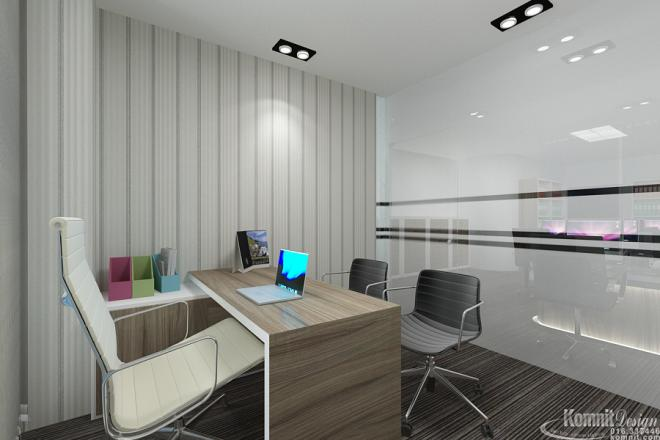 Khmer Interior Office Office-IP14 in Cambodia