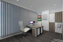 Khmer Interior Office Office-IP15 in Cambodia