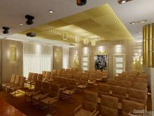 Khmer Interior Office Office-IP8 in Cambodia