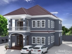 Khmer Referent Construction CW-K001 in Cambodia
